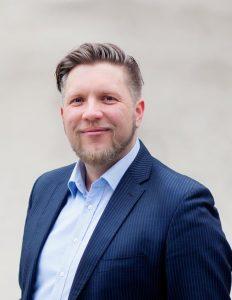 Dominykas Cibulskas - AKAM Board Member
