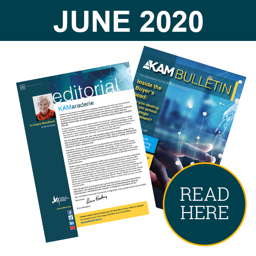 Key Account Management Bulletin June 2020