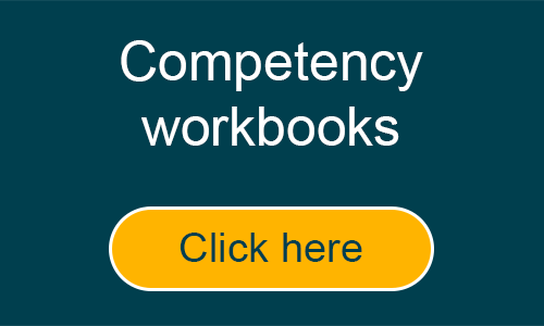 Competency workbooks for the AKAM Diploma
