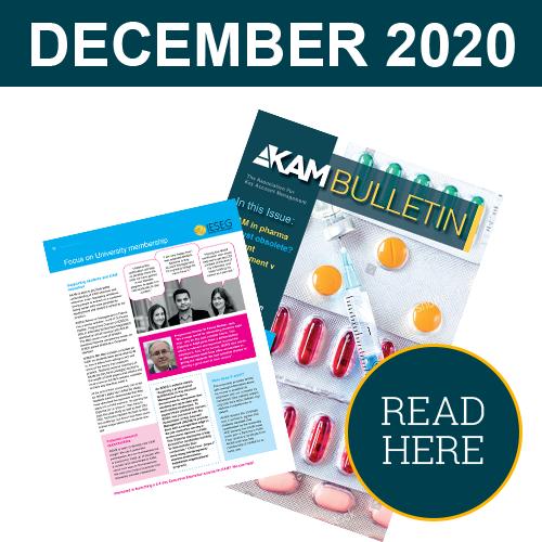 Key Account Management Bulletin December 2020