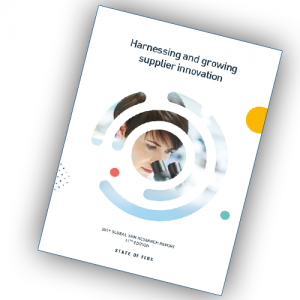 Harnessing and growing supplier innovation