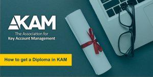 Key account manager Diploma